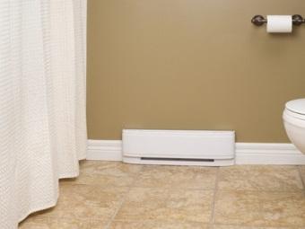 Требования к обогревателям в ванной