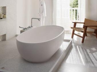 Советы по выбору отдельностоящей ванны