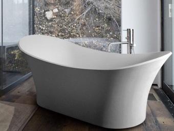 Рекомендации по выбору отдельностоящей ванны