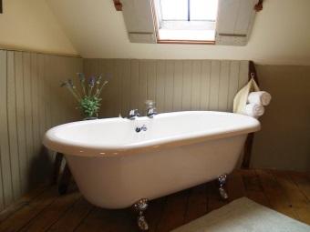 Отдельностоящие ванны на ножках