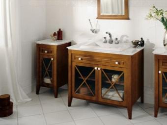 Мебель для ванной комнаты от Villeroy Boch