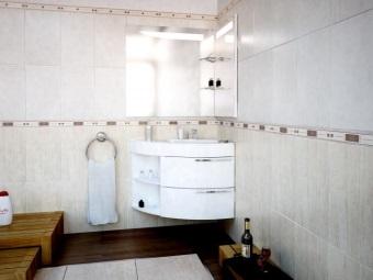 Мебель для ванной комнаты De Aqua