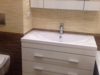 Мебель для ванной комнаты  от Акванет