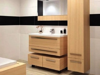 Мебель для ванной Акванет
