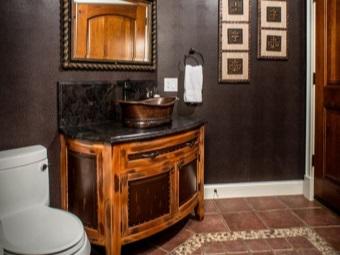 Мебели для ванной комнаты от производителя - какого выбрать