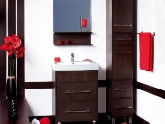 Мебель для ванной Бриклаер