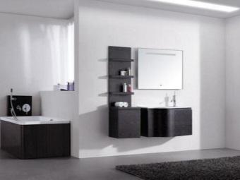 Мебель для ванной от TIMO