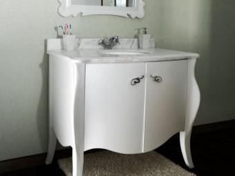 Мебель для ванной комнаты от TIMO