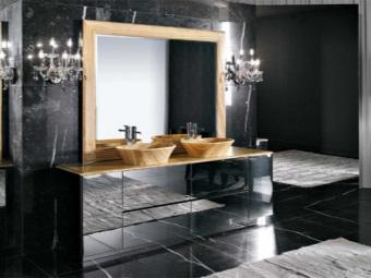Мебель для ванной комнаты от Valente