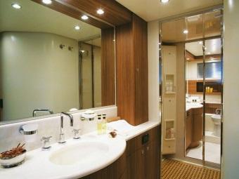 светодиодные светильники для зеркала в ванной