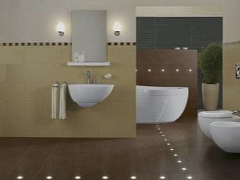 Точечные влагозащищенные светильники для ванной