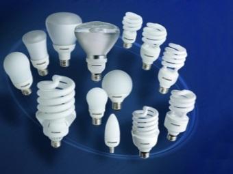 Люменесцентные лампы для встроенных светильников в ванную