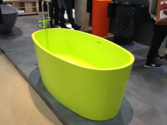 Желтая ванна