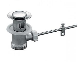 Автоматический донный клапан для раковины