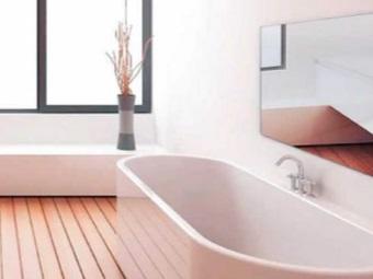 Панельный инфракрасный обогреватель для ванной комнаты