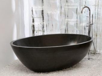 Достоинства круглой ванны