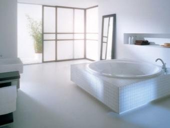 Советы относительно круглой ванны