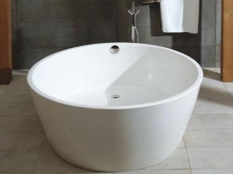 Преимущества круглых ванн