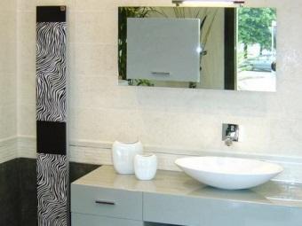 Инфракрасные панельные обогреватели для ванной