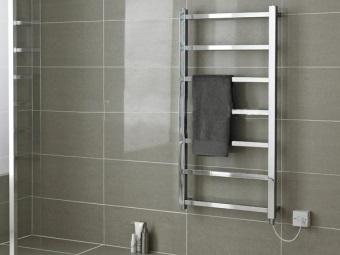 Полотенцесушитель для обогрева ванной