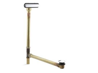 Металлическая обвязка (слив-перелив) для ванны
