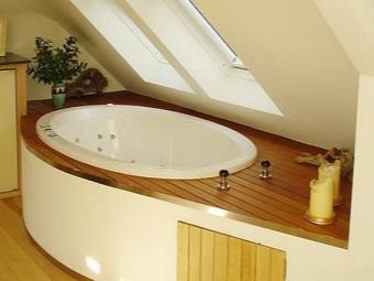 Советы по выбору овальной ванны