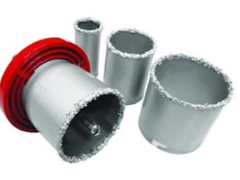 Карбидо-вольфрамовая коронка для керамической плитки