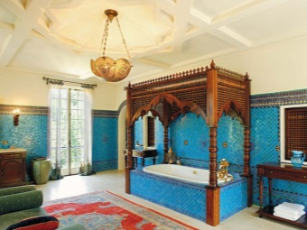 Ванная комната в восточном стиле и ее особенности