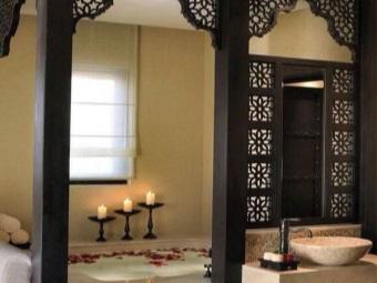Марокканский стиль в ванной