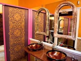 Индийская ванная комната