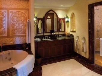 Арабская ванная комната