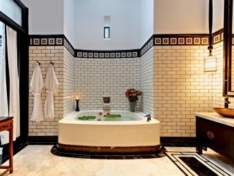 Ванная в турецком стиле