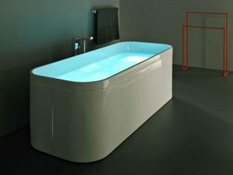 Минусы акриловых ванн