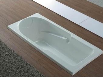 Вес простой акриловой ванны