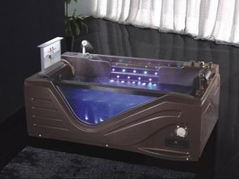 Вес акриловой ванны с дополнительным оборудованием (гидромассажем, аэромассажем)