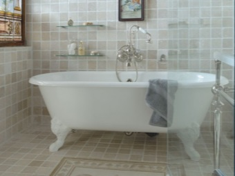 Преимущества небольшого веса акриловой ванны