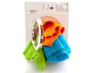 Перезагруженная  бельём стиральная машина мешает правильной работе и приводит к поломке