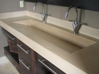 Размеры умывальника для ванной