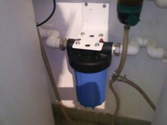 Фильтр глубокой очистки для стиральной машины при жесткой воде
