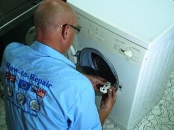 Не блокируется дверь в стиральной машине - ремонт устройства блокировки люка