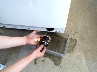 Профилактическая чистка фильтров стиральной машины поможет предотвратить поломки машины