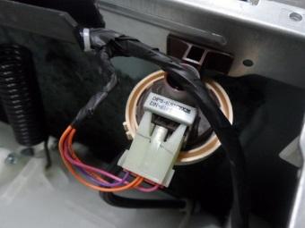 Прессостат (датчик уровня воды) стиральной машины автомат