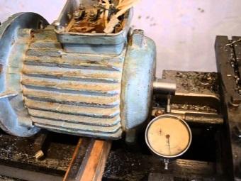 Точильный станок из старой стиральной машины