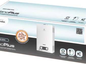 газовая колонка Electrolux Nano Plus