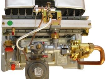 устройство газовой олонки Beretta