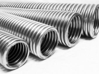 Труба из нержавеющей стали для дымохода