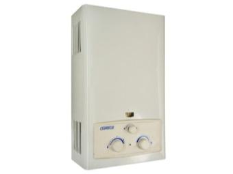 Газовая колонка с автоматическим поджигом