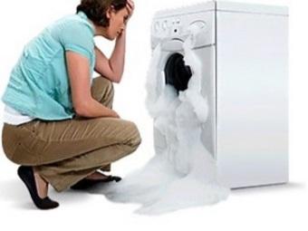 некачественная стиральная машина