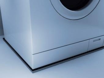 Противовибрационный коврик под стиральной машиной