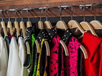 яркая одежда